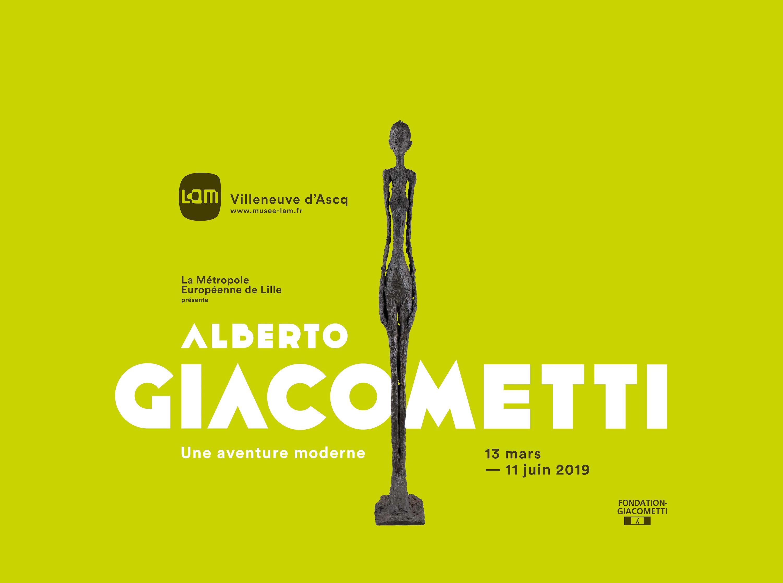 hot sale online e5c96 c6346 Alberto Giacometti, une aventure moderne