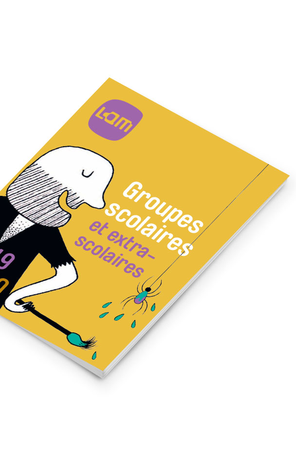 Groupes scolaires et extra-scolaires 2019-2020